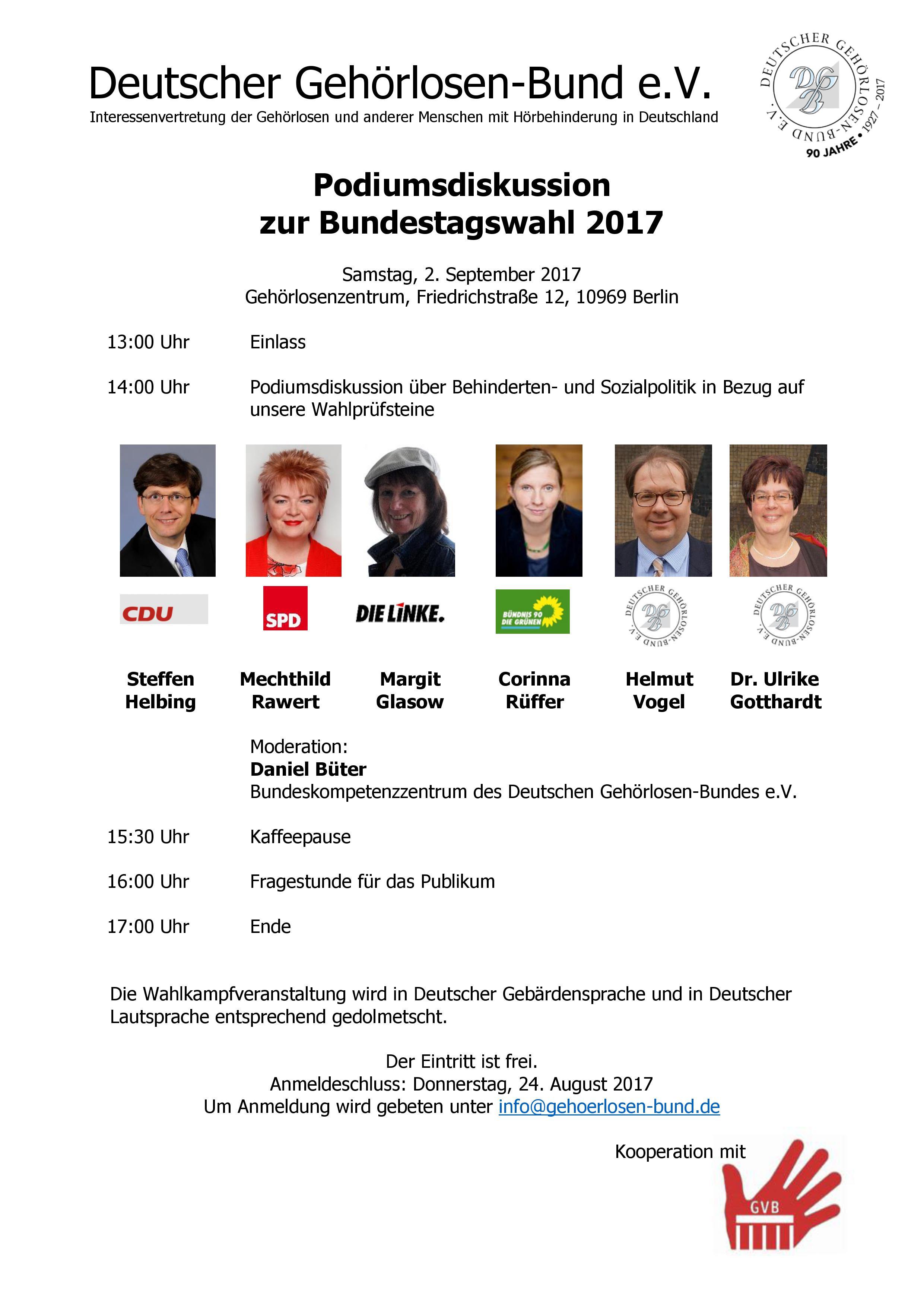 Deutscher Gehörlosen-Bund e.V.
