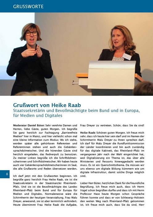 Deutscher Gehörlosen Bund Ev